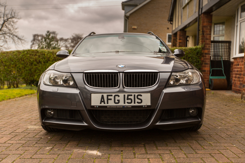 For sale. BMW 330D M Sport 2007 (57) £8,500. buy photo