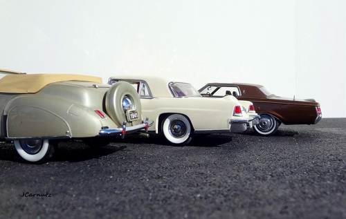 The Lincoln Continental Mark Series. 1971, continental, lincoln, 1956, 1941, markii, diecast, markiii, franklinmint, 124scale, resincast, automodello. buy photo