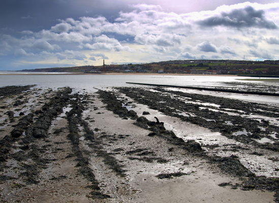 River Tweed at Berwick. county, uk, sea, england, beach, wet, water, beauty, clouds, river, landscape, coast, town, seaside, place, country, north, scenic, visit, scene, location, east, northumberland, coastal, area, serene, seen, berwick, berwickupontweed, rivertweed, vsita, ©2014tonyworrall, photosofberwick. buy photo