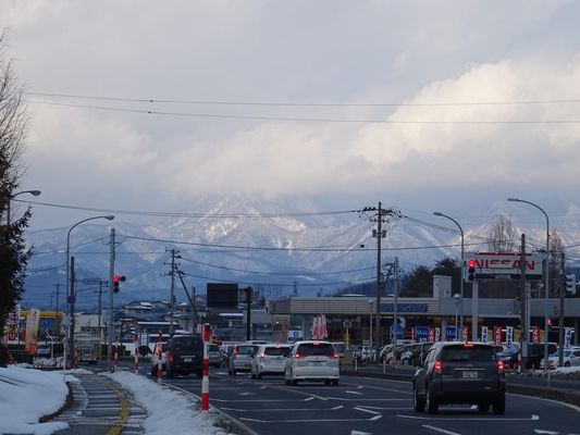 a view of a mountain range from a mountain. buy photo