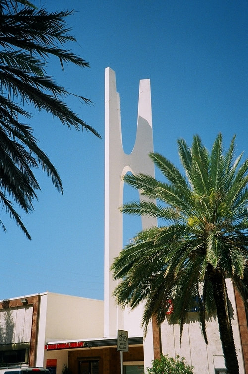 MIMO Design Tower Former Savings And Loan. film, beach, analog, 35mm, us, florida, zoom, kodak, miami, district, infinity, north, places, olympus, historic, national, shore, 100, register, 70, xl, c41, profoto. buy photo