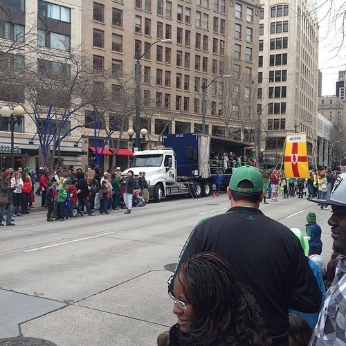 #ulster #seattlestpatty. square, squareformat, iphoneography. buy photo