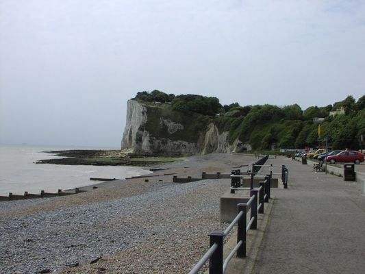 St. Margaret's Bay. uk, england, kent, whitecliffs, dover, folkestone. buy photo