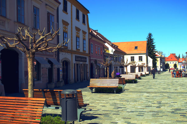 Sunny day, Varazdin/Croatia. travel, day, croatia, sunny, sunnyday, varaždin, ilobsterit. buy photo