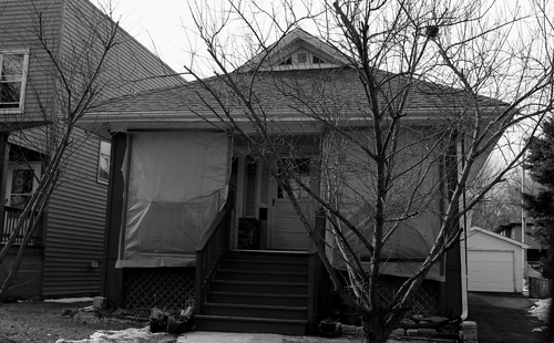 """""""Nobody Lives Here No More"""" - Joliet - Chicagoland, IL - 15 March 2014 - 6D - 032. 15march20146d. buy photo"""