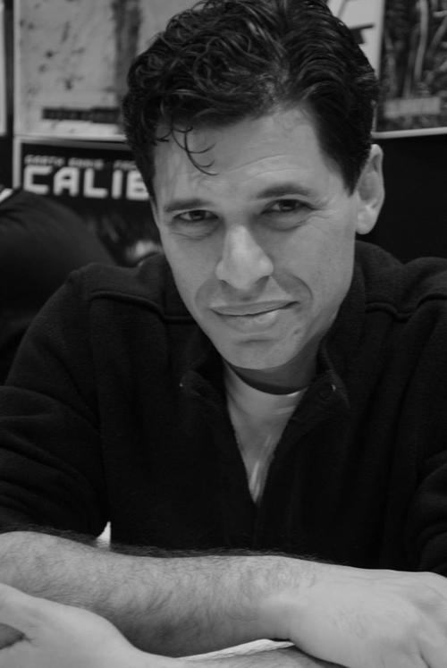 Max Brooks, London Super Comic Con, Excel, Docklands, 16th March 2014. buy photo