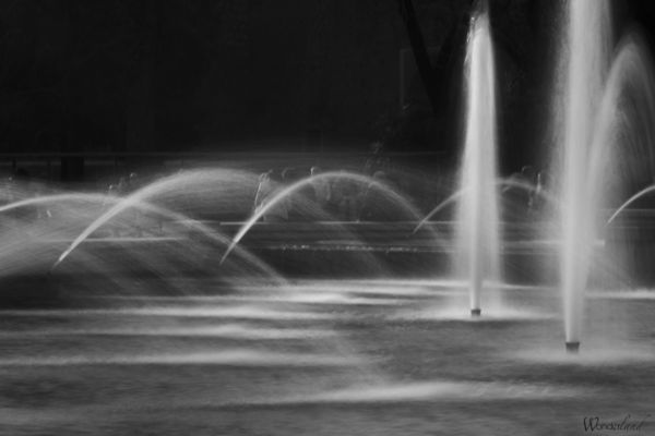 Water Works. italy, milan, water, fountain, romantic, waterworks, magictime. buy photo