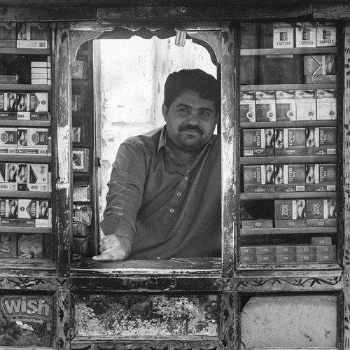 Laugh at the problems and and moving on #HurDumPakistani. square, squareformat, iphoneography. buy photo