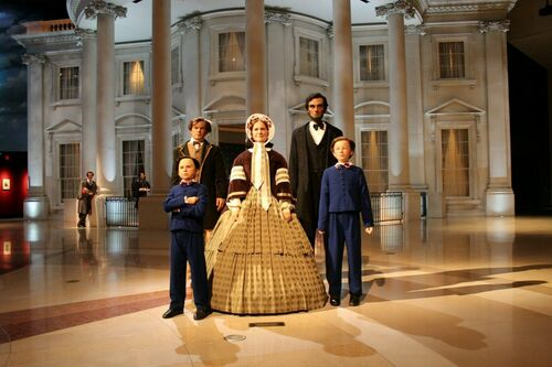 Lincoln Museum. museum, lincoln, springfield. buy photo