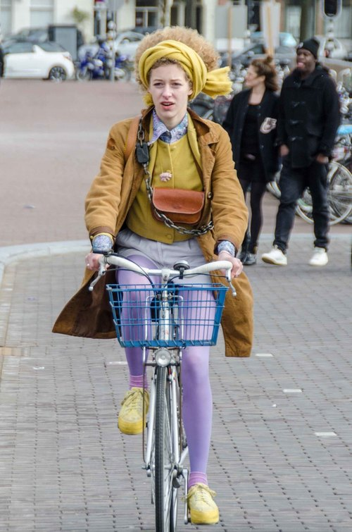 necklace. street, portrait, people, woman, sun, sexy, girl, smile, dutch, amsterdam, fashion, bike, portraits, happy, outfit, women, colorful, legs, candid, style, streetlife, skirt, blond, pantyhose, fiets, streetwear, mensen, streetfashion, streetportraits, streetstyle. buy photo