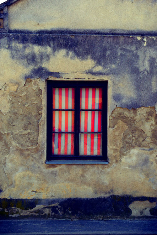 a view of a building with a clock on the wall. old, window, colorful, croatia, varaždin, ilobsterit. buy photo