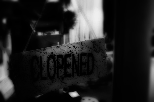 clopened. buy photo