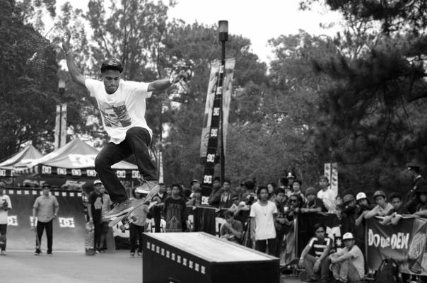 Air Time. blackandwhite, white, black, sports, dc, philippines, skating, skate, skater, baguiocity. buy photo