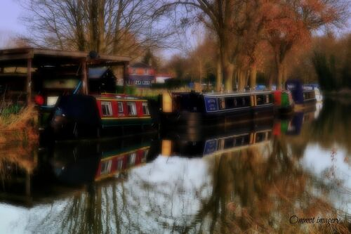 Houseboats at Hoe Mill. reflections, river, nikon, houseboat, ripples, essex, houseboats, barges, ulting, chelmerblackwaternavigation, hoemill, d3100, ommot, ommotimagery. buy photo