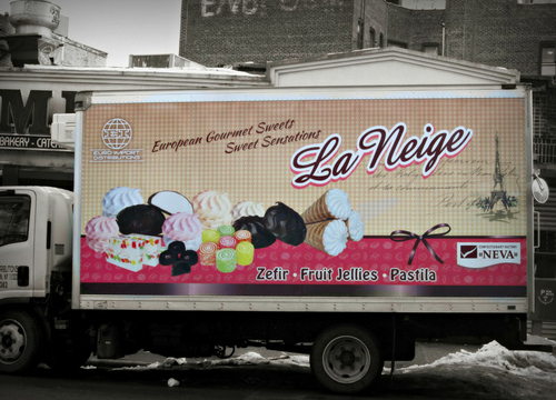 Sweet European Sensations. nyc, bw, food, brooklyn, truck, jellies, european, sweet, sugar, russian, canonpowershot, selectivecolor, kingshighway, 2014, zefir, a3400. buy photo