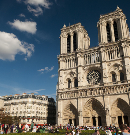 Discover Notre Dame