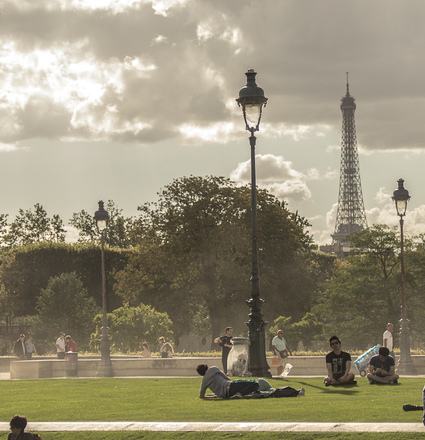 Best Parks in Paris