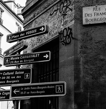 Visit the Lower Marais