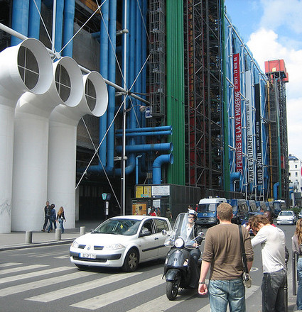 Visit the Pompidou Centre