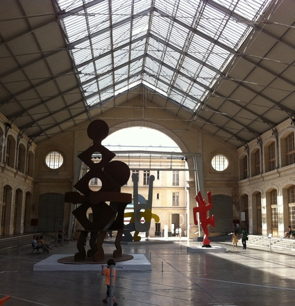 Visit the Centquatre