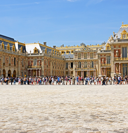 How to visit Versailles?