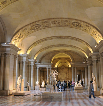 Must-see Sculptures at The Louvre