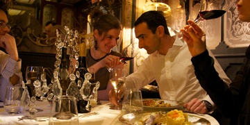 Paris Private Wine Tasting and Dinner
