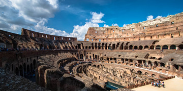 Colosseum, Palatine Hill & Roman Forum Private Tour