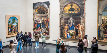 Accademia Gallery Private Tour in Venice