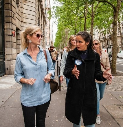City Walks in Paris with a local guide