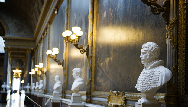 Versailles gallery visit with skip the line access and professional guide