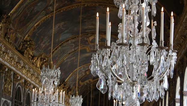 Versailles' hall of mirrors private visit