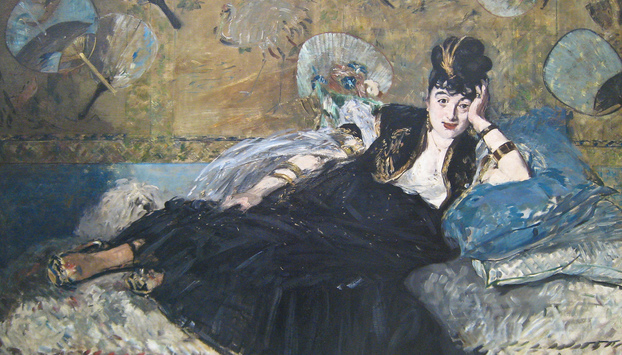 Discover the paintings of Edouard Manet at the d'Orsay Museum Paris