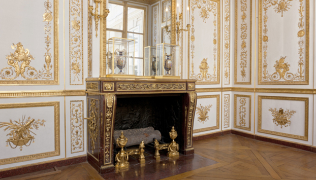Interior decoration of the Versailles Palace