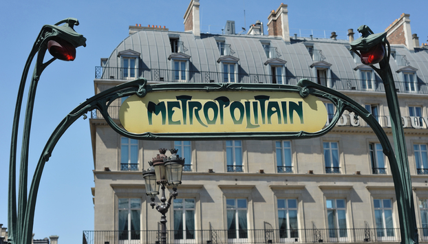 Learn how to use the Parisian metro