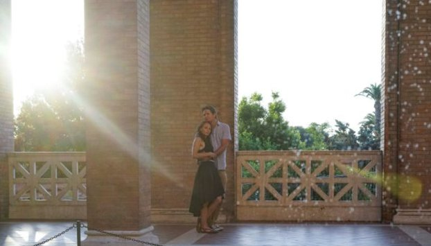 Couple Photo Shoot in Rome