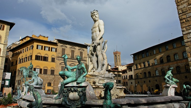 Best of Florence Half Day Private Tour