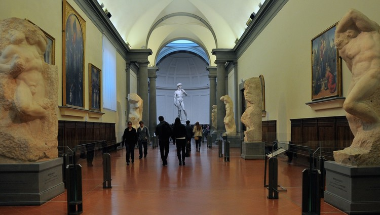 Michelangelo's Florence Private Tour