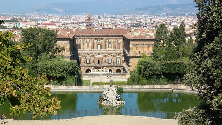 The Medici Palaces Private Tour