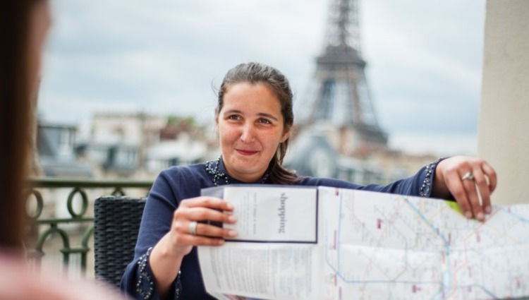Learn to navigate Paris like a Parisian