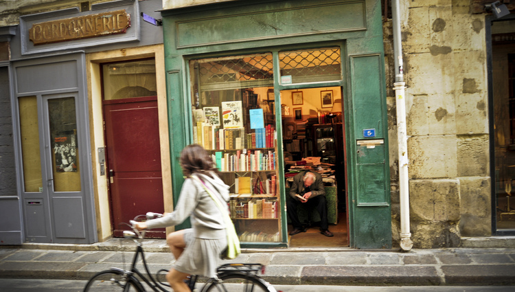 Photo of our Paris Literature Tour