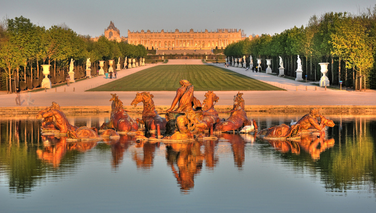 Photo of our Versailles Palace and Gardens Private Tour