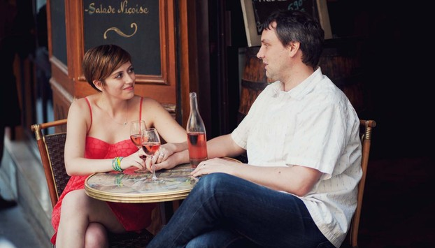 private photo shooting for couples in Paris