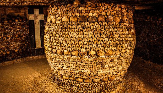 Visit of the parisian Catacombs with skip the line access