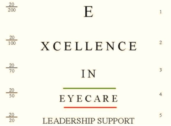 PMCOE Leadership Support for Eye Care Practices