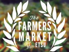 The Farmers' Market at East Tennessee State University