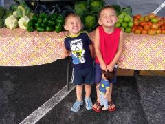 Town of White Pine Farmers' Market