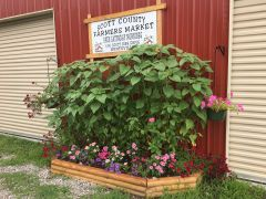 Scott County Farmers' and Crafters' Market