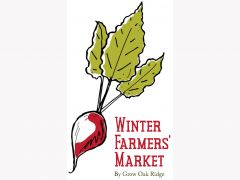 Winter Farmers' Market By Grow Oak Ridge