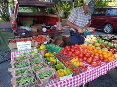 Depot Street Farmers' Market